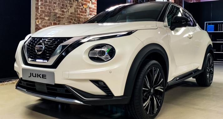 Nissan Juke - A kompakt crossover kategória új alapjai