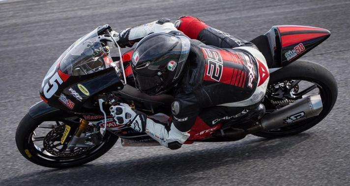 BRÉKING: Kecskés Bence bejutott a Red Bull MotoGP Rookies Cup selejtezőjébe