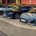 A jéghegy és a csúcsa - Audi Driving Experience
