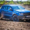 Az új Ford Ranger Raptor: Performance pickup kifejezetten az európai vásárlóknak