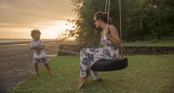 Anyák lazán: Gyerekmentesen