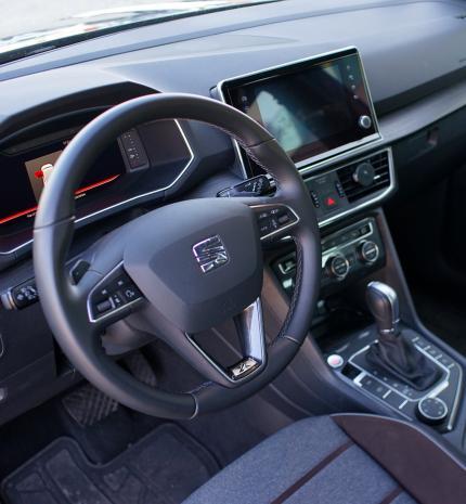 Seat Tarraco - Nézd meg 360 fokban a 7 üléses SUV-t