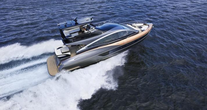 Ettől a lexustól garantáltan leesik az álla: itt az LY 650 luxusyacht