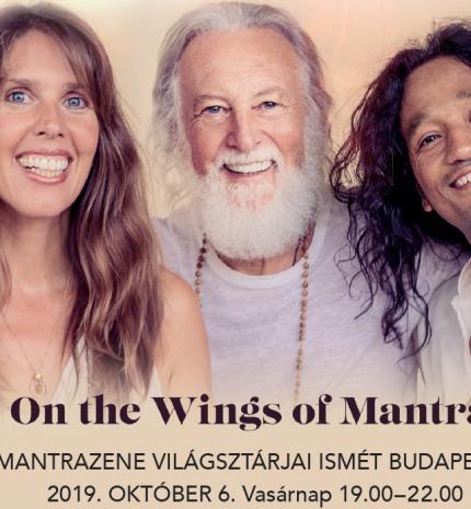 'Egy ilyen őrült világban az éneklés belső békét ad'- Interjú Deva Premallal és Mitennel
