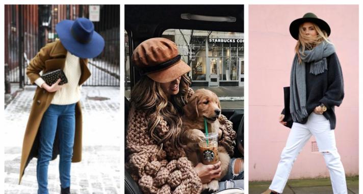 Stílusiskola: őszi szettek kalapokkal
