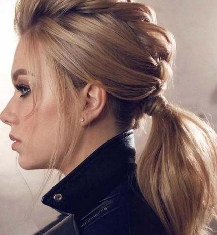 Top10: frizura ötletek, ha unod az egyszerű copfot