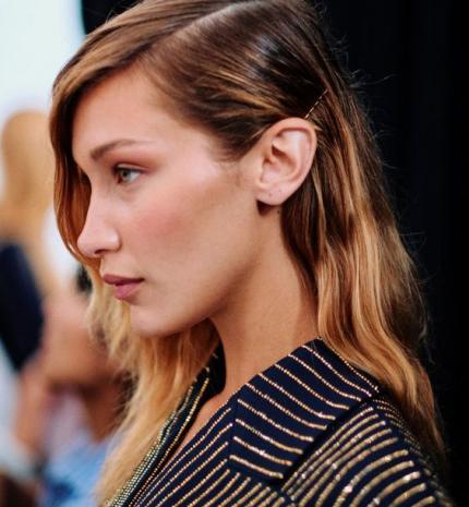 Top10: frizura ötletek Bella Hadidtól
