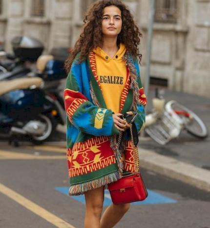 Stílusiskola: bohém outfitek az őszi szezonra