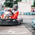 Szezonzáró hétvége a drivingcamp gokart pályáján