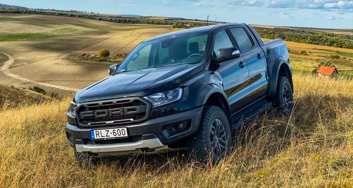Összehasonlíthatatlan élmény - Ford Ranger Raptor