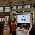 Az elektromos Harley-Davidson hazánkban is bemutatkozott