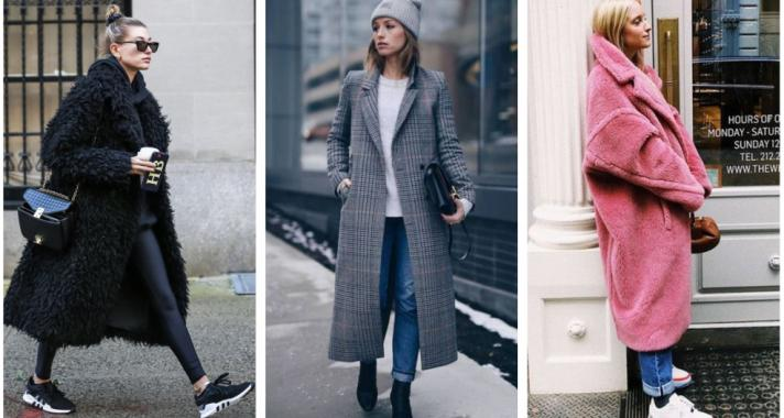 Stílusiskola: így viselj maxi kabátokat
