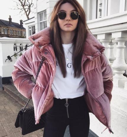 Stílusiskola: így viselj rózsaszínt télen