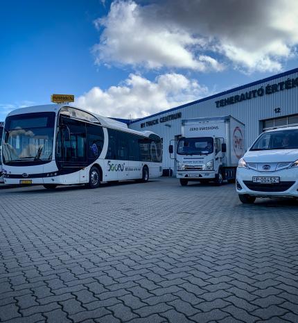 Stratégia váltás az Eurotrade Kft-nél