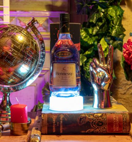 Hennessy VSOP launch party