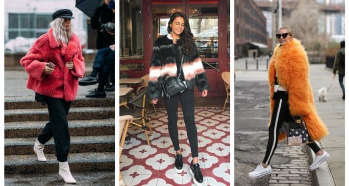 Stílusiskola: így viselj bundákat az őszi-téli szezonban
