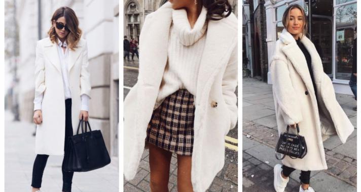 Stílusiskola: így viselj ősszel fehér kabátokat