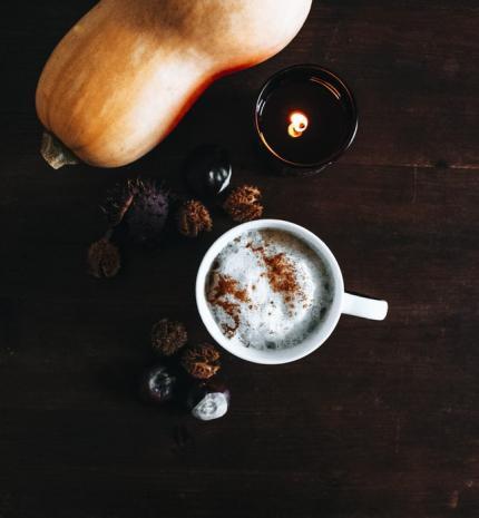 Így készíts otthon pumpkin spice latte-t!