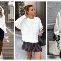 Stílusiskola: így viseld a tél kedvenc alapdarabját, a fehér kötött pulcsit