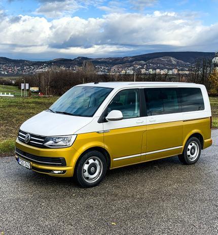 VW Transporter Bulli – A busz, ami menő
