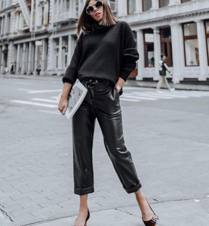 Divat & Stílus - Stílusiskola: így viselj tavasszal feketét