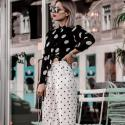 Divat & Stílus - Stílusiskola: így viselj nyáron pöttyös ruhadarabokat
