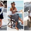 Divat & Stílus - Stílusiskola: nyáron is kedvenceink a csíkos ruhadarabok