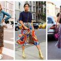 Divat & Stílus - Stílusiskola: így viselj nyáron mintás szoknyákat