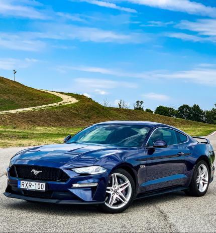 Autó & Motor - Egy őszinte autó – Ford Mustang GT 5.0 V8 450LE