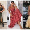 Divat & Stílus - Stílusiskola: így viselj maxi ruhákat idén nyáron