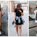 Divat & Stílus - Stílusiskola: így viselj nyáron pólóruhákat