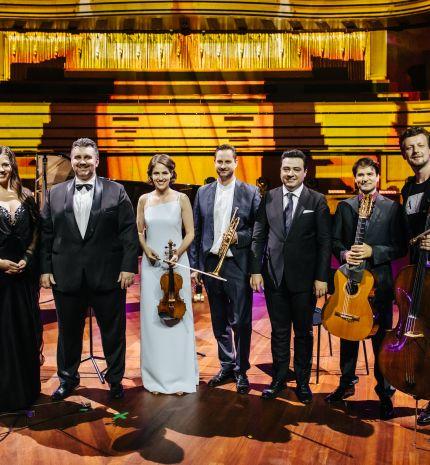 Rendezvények - Jótékonykodás komolyzene és látványfestés segítségével - MVM Zenergia 2020 online koncert