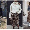 Divat & Stílus - Stílusiskola: így viselj ősszel állatmintás szoknyákat