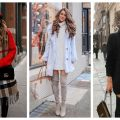 Divat & Stílus - Stílusiskola: így viselj ősszel pulcsiruhákat