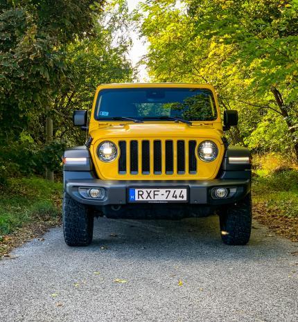 Autó & Motor - Az utolsó Mohikán – Jeep Wrangler Rubicon 2.0