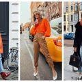 Divat & Stílus - Stílusiskola: ősszel dobd fel az outfitedet egy kis narancssárgával