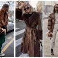 Divat & Stílus - Stílusiskola: így viselj télen outfiteket barnával