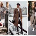 Divat & Stílus - Stílusiskola: így viselj télen kockás szövetkabátokat