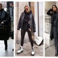 Divat & Stílus - Stílusiskola: fekete outfitek télre