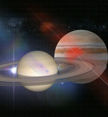 Stylelife - Nap-Szaturnusz-Jupiter együttállás