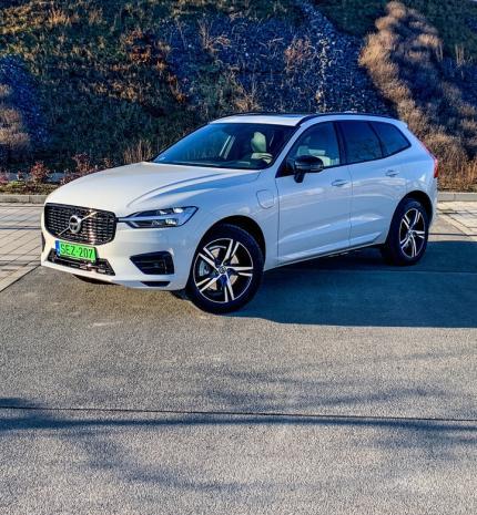 Autó & Motor - Életszerűre hangolva – Volvo XC60 T6 Recharge plug-in hybrid