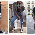 Divat & Stílus - Stílusiskola: a fekete tornacipő tíz élete