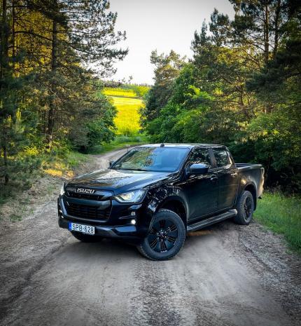 Autó & Motor - Arra készült, amire való – Isuzu D-Max
