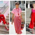 Divat & Stílus - Stílusikola: pink és piros - csodás páros a nyári szezonra