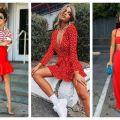 Divat & Stílus - Stílusiskola: így viselj nyáron pirosat