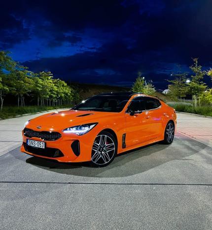 Autó & Motor - A kakukktojás – Kia Stinger GT 2021