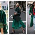 Divat & Stílus - Stílusiskola: így viseld ősszel a smaragdzöld színt