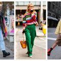 Divat & Stílus - Stílusiskola: színes outfitek az őszi szezonra