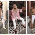 Divat & Stílus - Stílusiskola: így viselj ősszel fehér nadrágokat