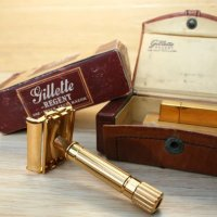 A Gillette borotva története